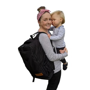 Jumply Adventure Nappy Backpack