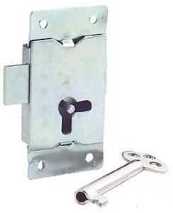 BDS Generic Wardrobe & Cupboard Lock