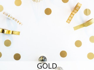 gold-dekoration