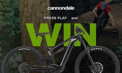 Cannondale Habit Neo 2020 E-Mountainbike: Jetzt gewinnen!