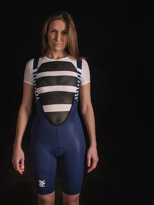 TIC CC Ride bib shorts Womens Midnight blue