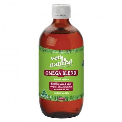 Vets All Natural Omega Blend Syrup
