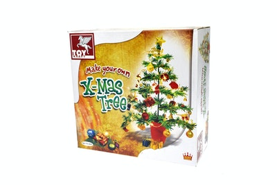Kaper Kidz MAKE YOUR OWN CHRISTMAS TREE