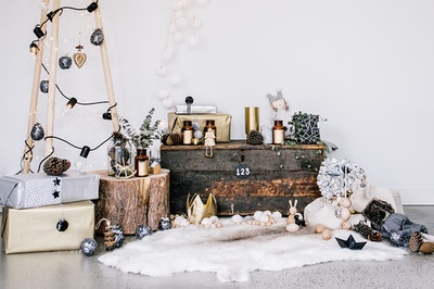The Most Wonderful Time Of The Year | Christmas Styling