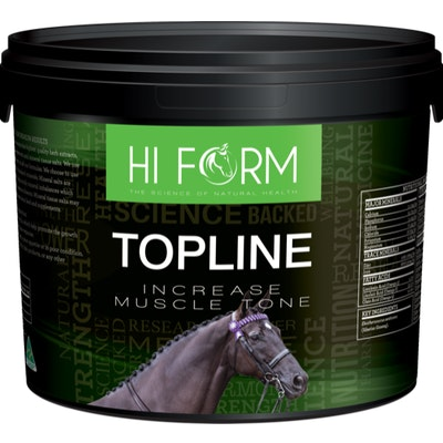 Hi Form TopLine- Increase Muscle tone and top line in just 6 weeks the natural way!