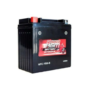 Power AGM 12V 9AH 180CCAs Motorcycle Battery