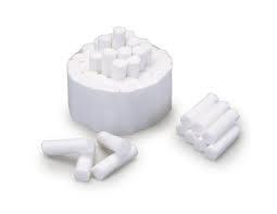 Medicom Cotton Rolls Size: #2