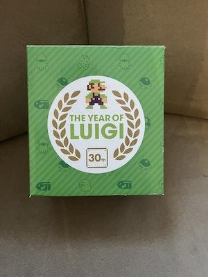 30th Anniversary Club Nintendo The Year Of Luigi Luigi's Mansion 2 Diorama Figurine