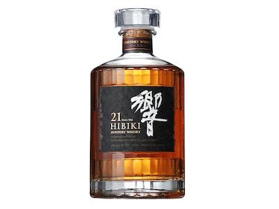 Hibiki 21 Year Old Japanese Whisky 700mL