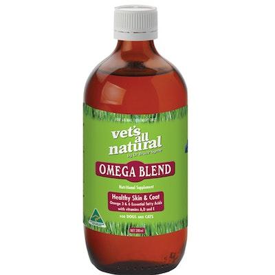 Vets All Natural Omega Blends Healthy Dog Skin & Coat - 2 Sizes