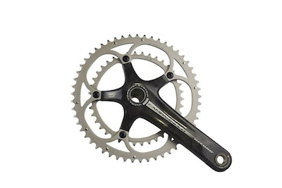 Campagnolo Crankset 10 Speed Record 5-Arm 170mm 39-53