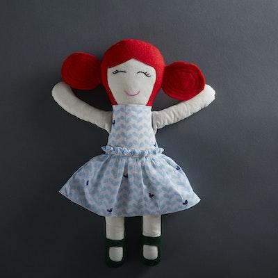 Global Sisters Shop Ruby Rag Doll