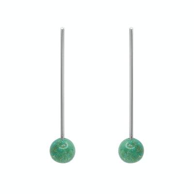 Global Sisters Shop Cleo Earrings 4.5cm drop