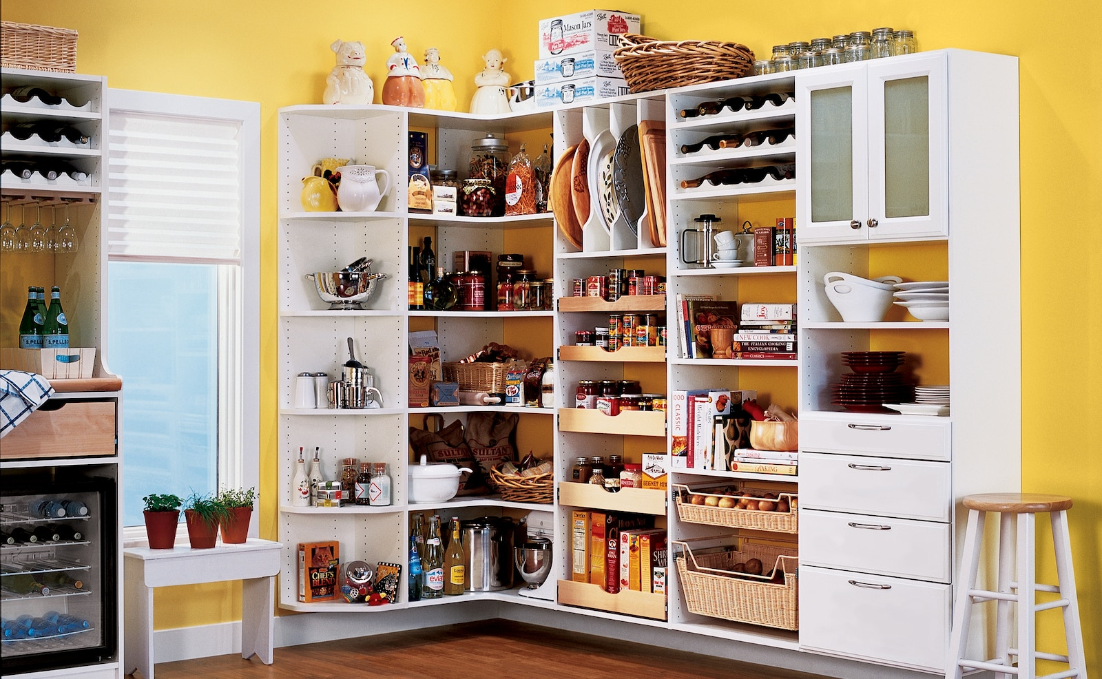 Tips To The Perfect Pantry