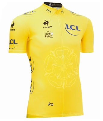 medium The coveted Tour de France yellow jersey