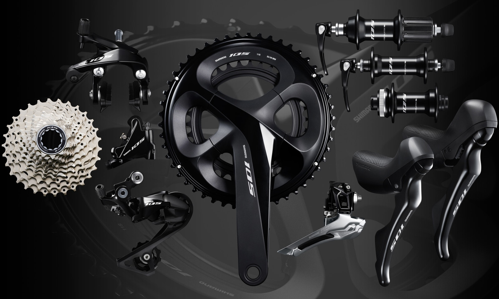 00f7e779d0a New 2018 Shimano 105 R7000 Groupset — Ten Things to Know