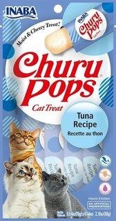 INABA Churu Pops Tuna