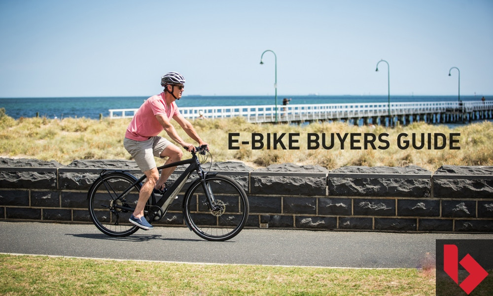 E-Bike Buyer's Guide: Everything to Know