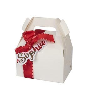 Symbolic Studio White - small gift box