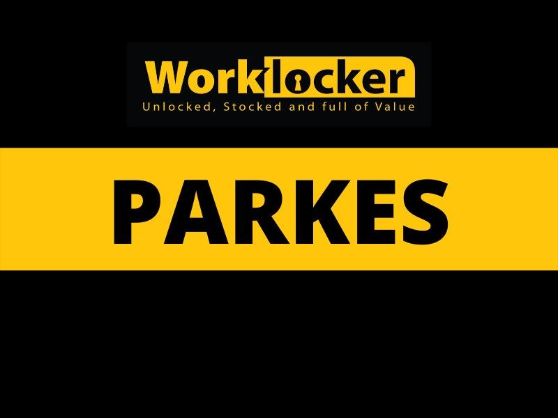 Worklocker Parkes Logo