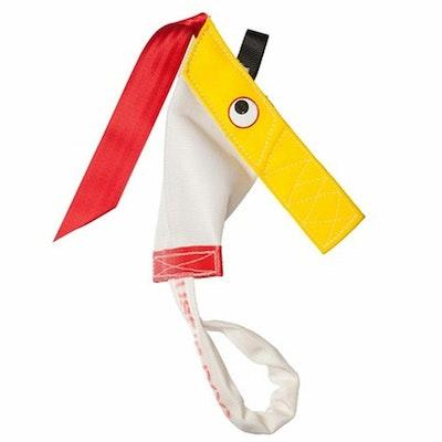 Aussie Dog Standard Chook Rattle Interactive Toy