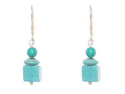 CocoKanela Azul earrings