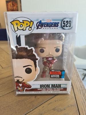 Iron Man #529 Avengers Endgame