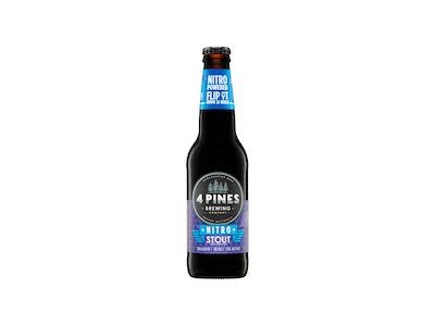 4 Pines Nitro Stout Bottle 330mL