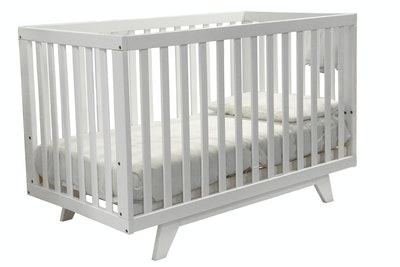 The Original Boston 3 in 1 Cot and Mattress