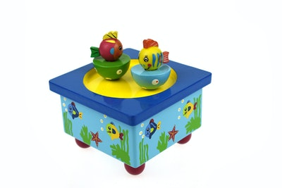 Koala Dream FISH MUSIC BOX