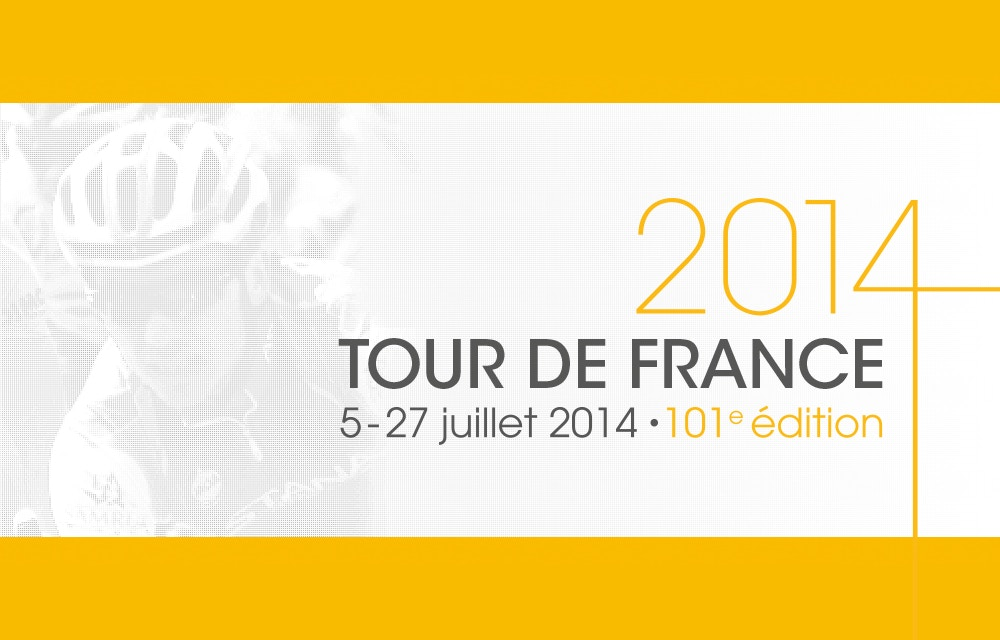 2014 Tour de France Route Guide