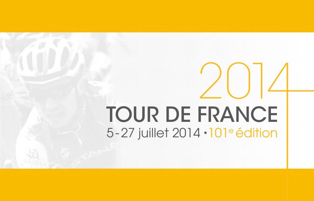 2014 Tour de France Route Guide