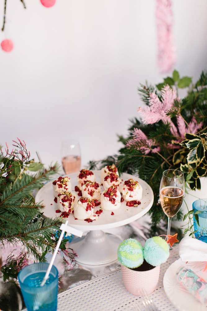 LENZO Christmas Fourside Events Catering
