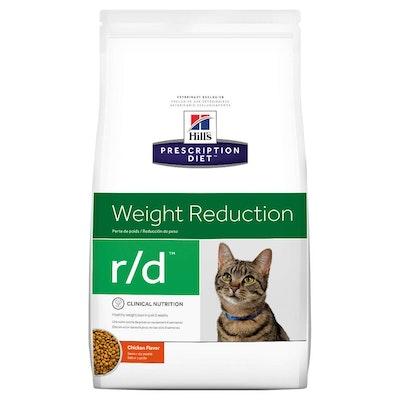 Hill's VET Hill's Prescription Diet R/D Weight Reduction Dry Cat Food