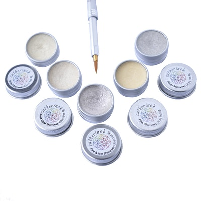 Catherine B Shimmer Gloss Pack