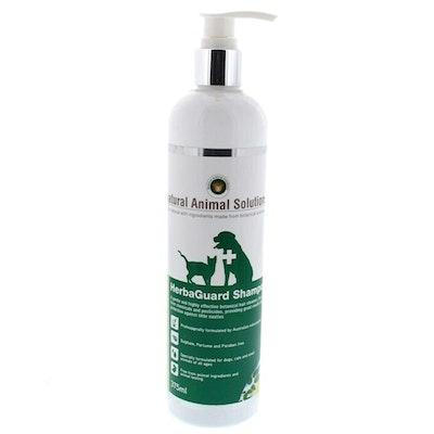Natural Animal Solutions Nas Herbaguard Animal Shampoo 375g