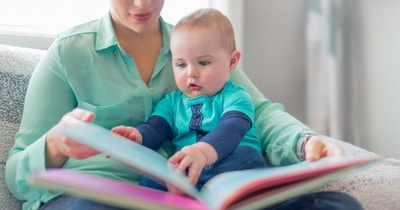 Benefits of reading to your baby