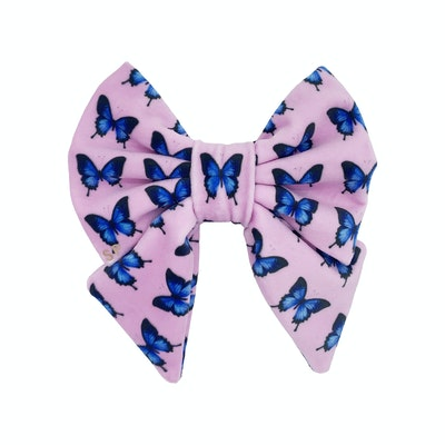 Swanky Paws Pink Butterfly Sailor