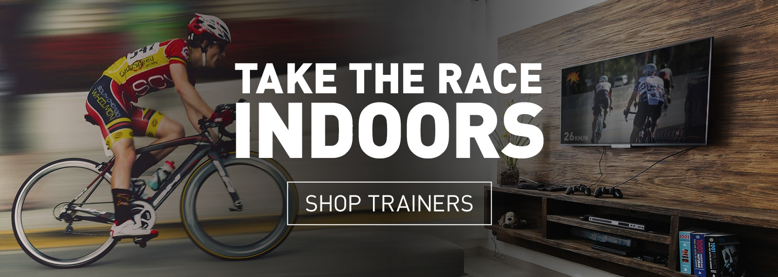 Take the Race Indoors