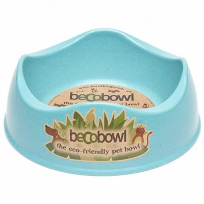 Beco Things BecoThings Eco Friendly Dog Bowl Blue Small (0.5L)