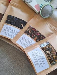 Tea and chocolate sampler pack