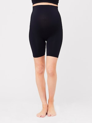 Seamless Support Shorts - Black