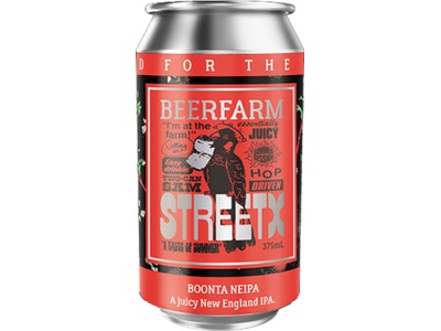 Beerfarm NEIPA Can 375mL