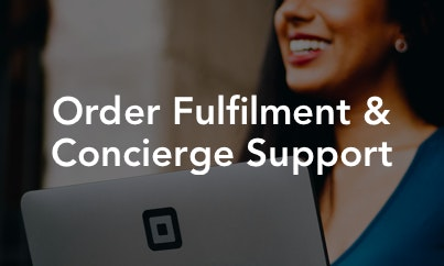 Order Fulfilment & Concierge Support