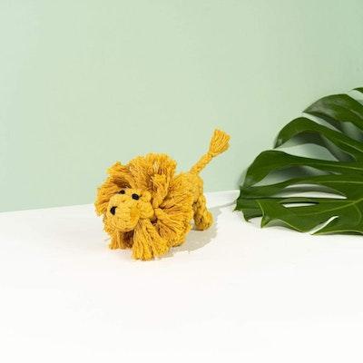 Barker & Bone Dog Toy | Lion