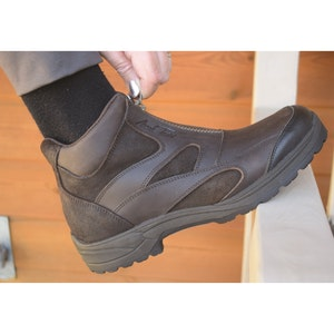 Mark Todd Heaphy Zip Boot