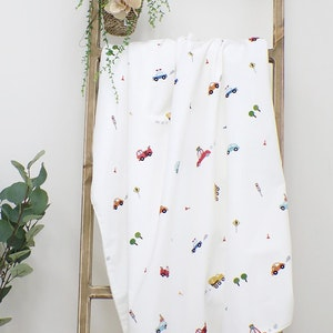 Bebenuvo Double Blanket - Busy Life
