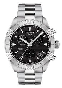 Tissot PR 100 Sport Gent Chronograph - Black