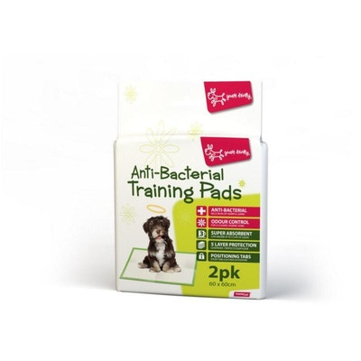 Yours Droolly  Anti Bacterial and No Smell  Toilet Training Pads