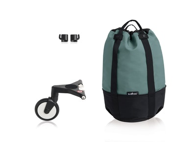YOYO+ Rolling Bag - Aqua